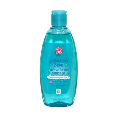 Johnson's Baby Active Fresh Shampoo [200 mL]