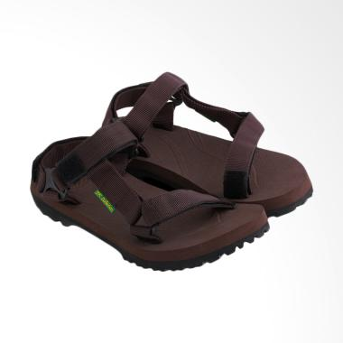 JK Collection Sandal Gunung Pria - Coklat [JKC-JKA 7003]
