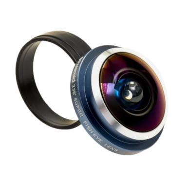 Polaroid CF 238 Super Fish eye Lens - Cool Grey
