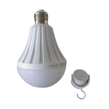 HBS LED Autolamps Emergency Bohlam Lampu - Putih [18 W]