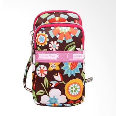Lansdeal SJF71123733A Fashion Print ... r Bag Wanita - Multicolor
