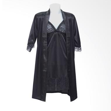Clovis Lingerie Sexy Set dan Kimono Baju Tidur TKJ for Bridal Shower