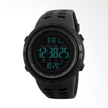 Skmei Digital Jam Tangan Pria - Black  1251  4dfd6fbb0a