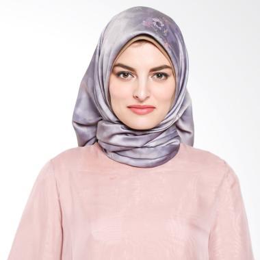 Ria Miranda Salvie Scarf Muslim - Grey