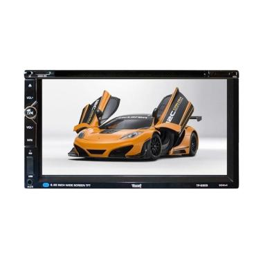 Thump TP-6909 Monitor Touch Screen  ... Mobil - Black [6.95 Inch]