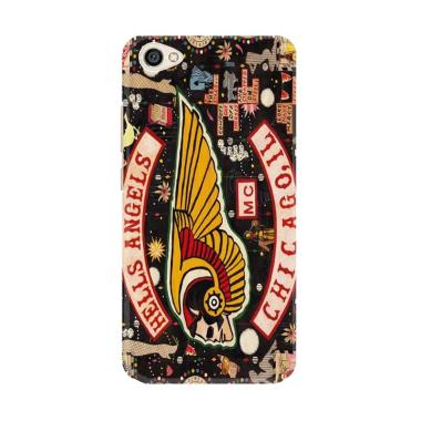Flazzstore Hells Angels Custom Casing for Xiaomi Redmi Note 5A