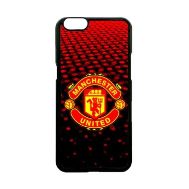Acc Hp Manchester United Red J0260 Casing for Oppo F3