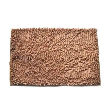 Tatami Cendol Keset - Coklat Susu [40 x 60 cm]