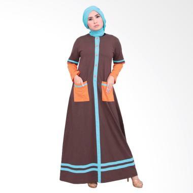 Vemmella Gemma 11 Baju Gamis Muslim Wanita