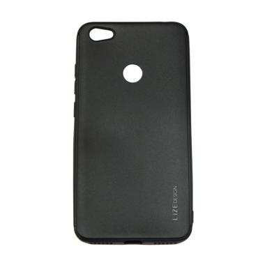 Lize Design Slim Xiaomi Redmi Note  ... dmi Note 5A Prime - Hitam