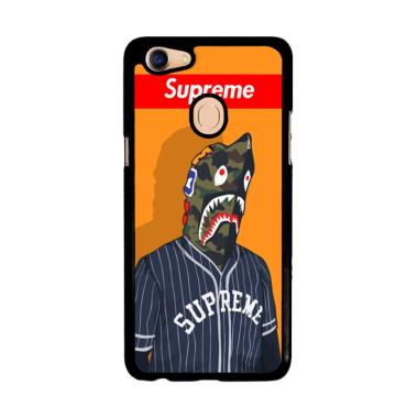 Flazzstore Bape X Supreme J0047 Custom Casing for Oppo F5