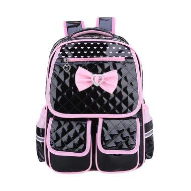 Swell Kids Backpack Tas Sekolah Anak - Black