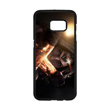Acc Hp Beautiful Of Wonder Woman O0880 Casing for Samsung Galaxy S7