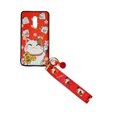 VR Anti Crack Xiaomi Redmi Note 4X  ... ote 4X Lucky Cat - Kuning
