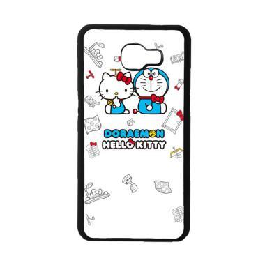 Acc Hp Doraemon & Hello Kitty E1489 Casing for Samsung Galaxy A5 2017