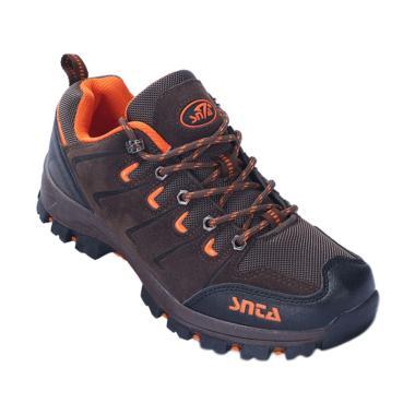 Snta Sepatu Gunung Unisex - Brown Orange [401]