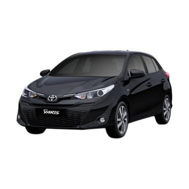 Toyota New Yaris 2018 1.5 G Grade Mobil - Attitude Black Mica