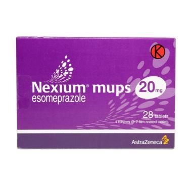Nexium Tablet Obat Kesehatan [20 Mg/ 7 Tablet]
