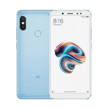 Xiaomi Redmi Note 5 Pro Smartphone - Lake Blue [32GB/ 3GB]