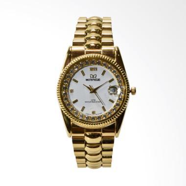 Mirage Jam Tangan Pria - Gold [1579-F]