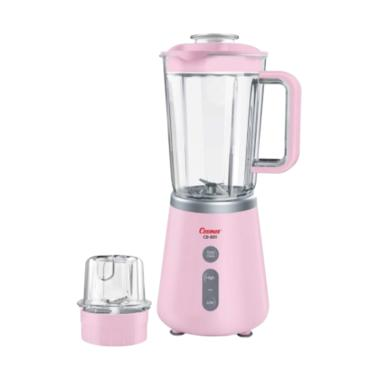 Cosmos CB801 PK Blender - Pink [1.5 Liter/ 2in1/ 250 Watt/ Plastik]