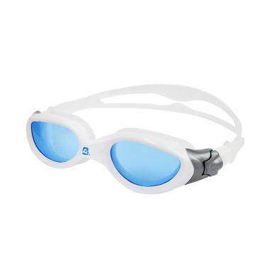 Barracuda Swim Goggle Mirage Kacamata Renang Unisex - White [15420]