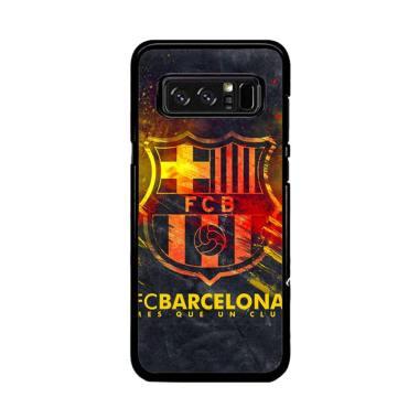 Acc Hp Barcelona art Logo Z4835 Casing for Samsung Galaxy Note 8