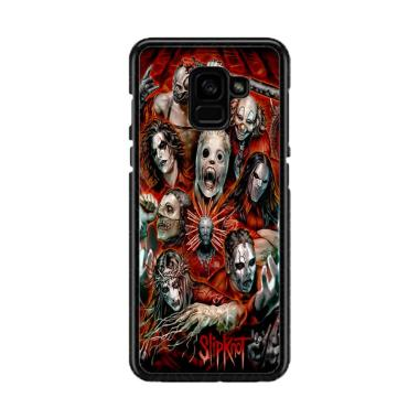 Guard Case Slipknot Team O1253 Cust ... or Samsung Galaxy A7 2018