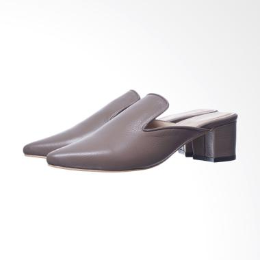 Marnova Ayla Sandal Heels Wanita - Etoupe