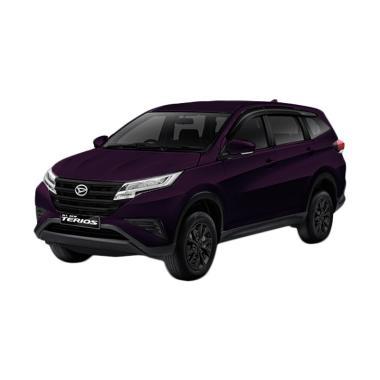 Daihatsu All New Terios 1.5 X STD Mobil - Purple Metallic