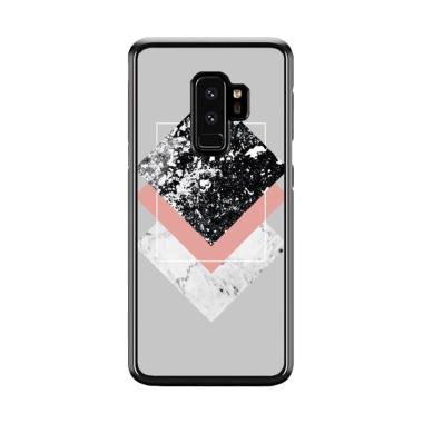 Cococase Geometric Textures E1464 Casing for Samsung Galaxy S9 Plus