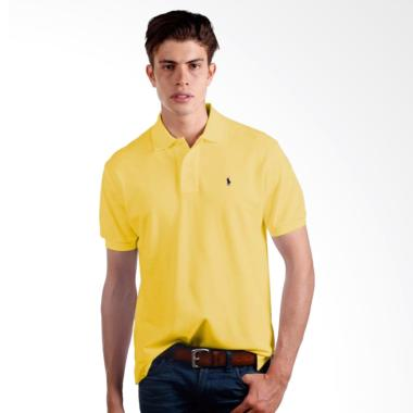 POLO RALPH LAUREN Classic Fit S-S P ... is Yellow - X02A02E02V9 -