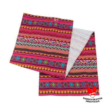 Stiletto In Style Tribal Taplak Meja - Pink