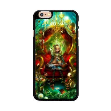 Flazzstore Alice In Wonderland Art  ...  6 Plus Or Iphone 6S Plus