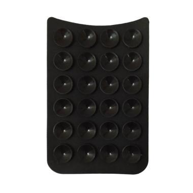 Rhaya Grosir Holder HP Gurita Handphone - Black