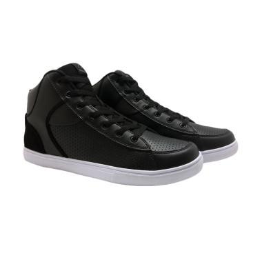Precise Dorian JT Sepatu Sneakers - Hitam