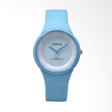Lorus RRX21FX9 Jam Tangan Wanita - Light Blue