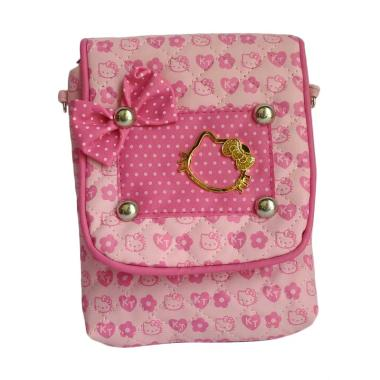 Hello Kitty 0990060008-2 Pita Tas Selempang Anak