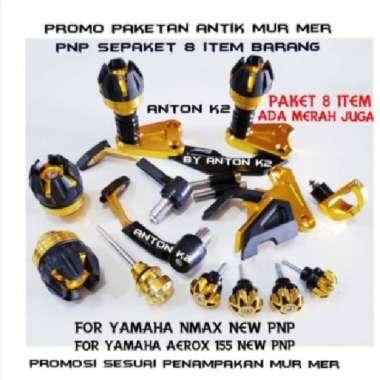 harga AKSESORIS VARIASI MOTOR AEROX 155-NMAX-FOR YAMAHA N MAX SEPAKET 8 ITEM N MAX NEW 2020-AEROX 155 NEW biru Blibli.com