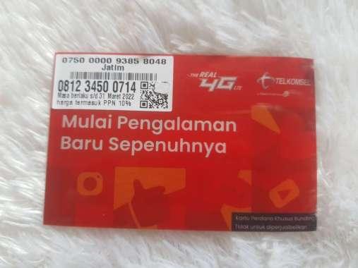 harga Kartu perdana nomor cantik simpati seri urut naik 12345 0812345 007 14 tsk Blibli.com