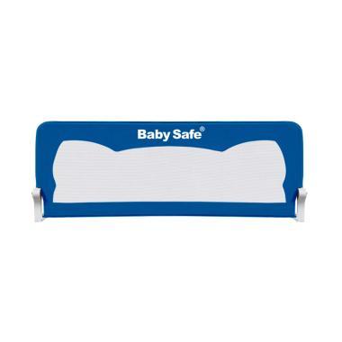 Baby Safe Bedrail Pengaman Ranjang Bayi - Blue [180 cm]
