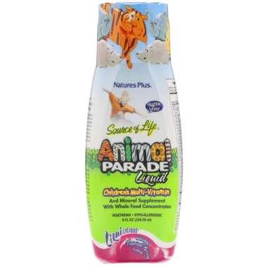 harga Natures Plus Animal Parade Liquid 8oz Blibli.com