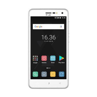 Haier G51 Smartphone - Putih [8GB/ 1GB/ 4G]