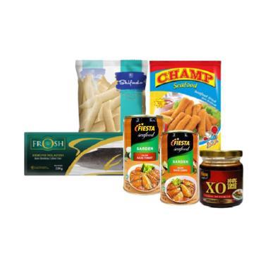 Paket Payday Maret - Fiesta Seafood Makanan Instan