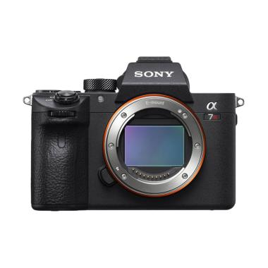 SONY Alpha  7R Mark III Kamera Mirrorless [Body Only] Instaxshop