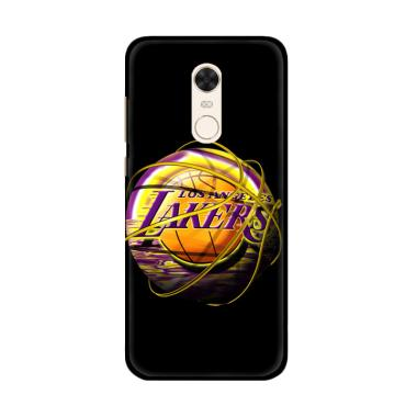 Flazzstore La Lakers Nba Z4760 Custom Casing for Xiaomi Redmi 5 Plus