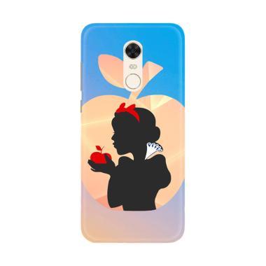 Flazzstore Snow White Apple L0154 P ... g for Xiaomi Redmi 5 Plus