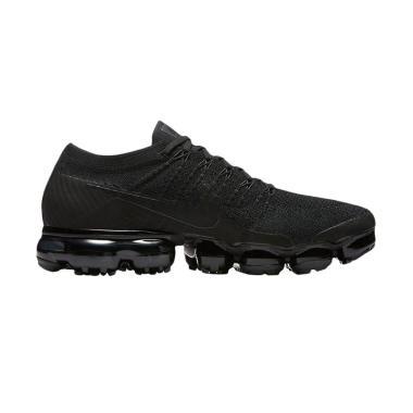 NIKE Men Vapormax Sepatu Sneakers Pria - Black [849558-011]