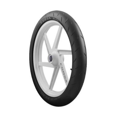 Corsa Platinum R46 Ban Motor Tubele ... ront-Rear/ Gratis Pasang]