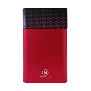 Monocozzi Powerbank - Red [10050 mAh]